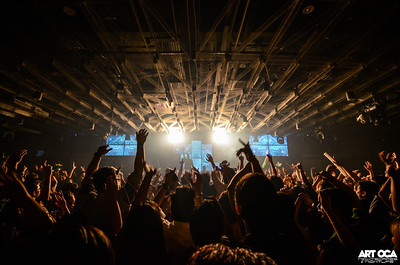 Borgeous at Hyve (3)