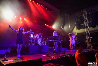 Clean Bandit at Valkyrie (2)