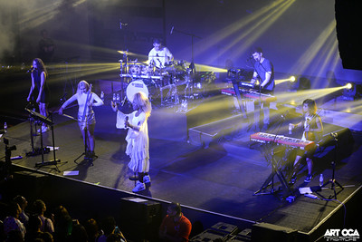 Clean Bandit at Valkyrie (21)