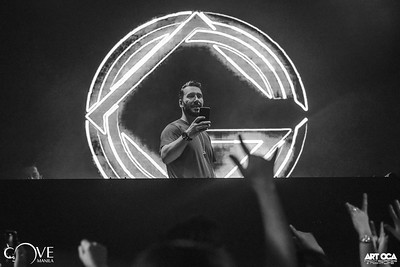 Cedric Gervais at Cove NYE (7)