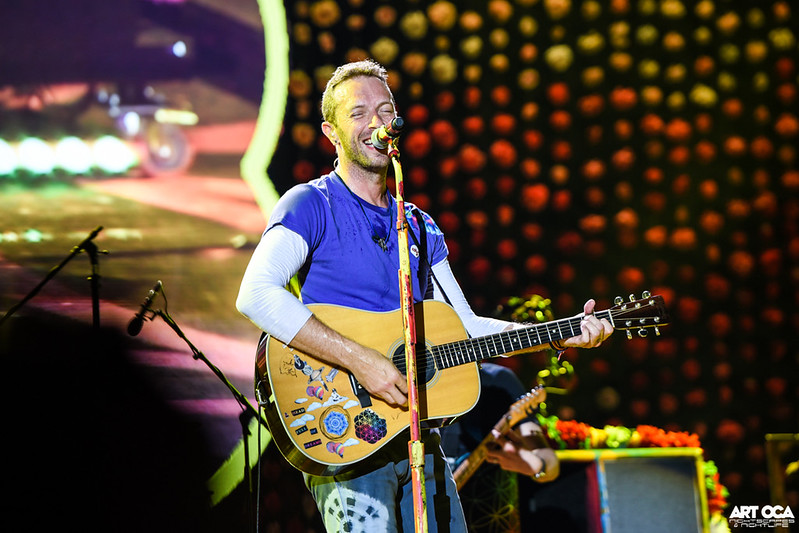 Coldplay Manila (2)