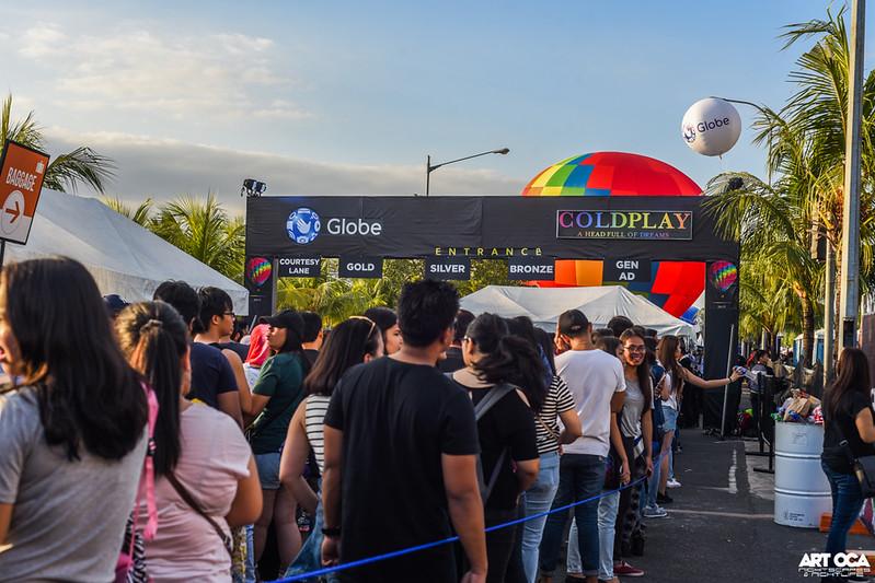 Coldplay Manila (5)