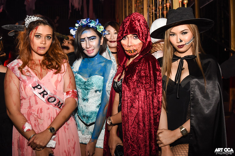 Halloween at Valkyrie and Revel at The Palace (66)
