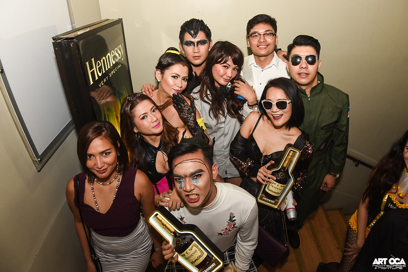 Halloween at Valkyrie and Revel at The Palace (86)