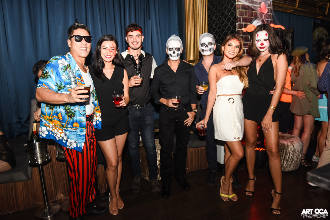 Halloween at Valkyrie and Revel at The Palace (30)