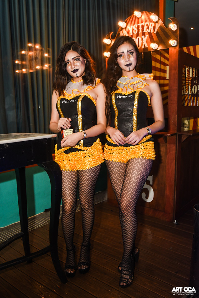 Halloween at Valkyrie and Revel at The Palace (46)