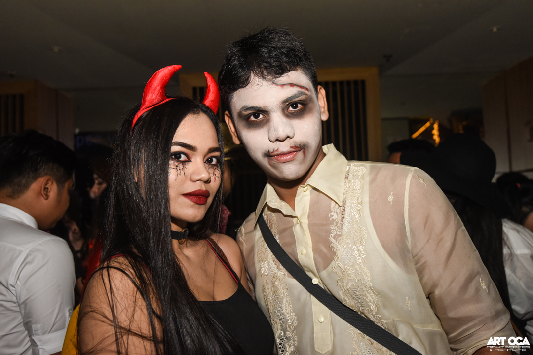 Halloween at Valkyrie and Revel at The Palace (8)