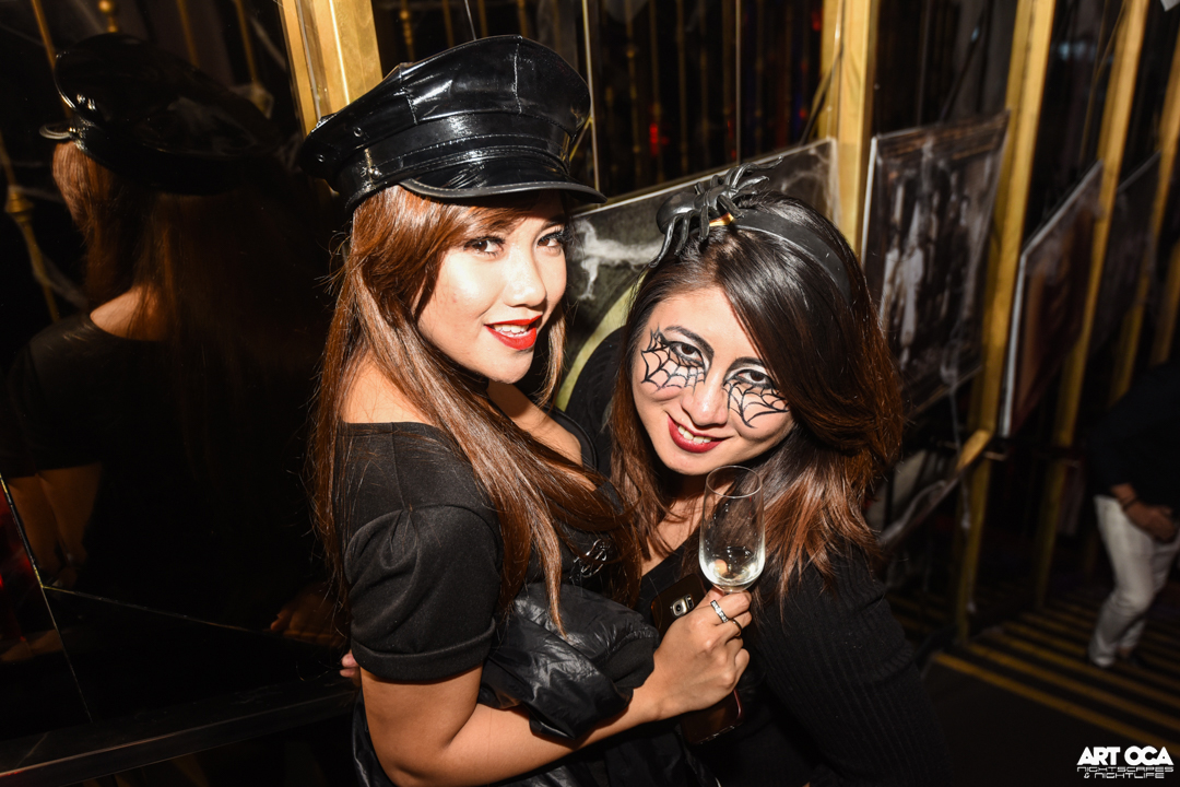 Halloween at Valkyrie and Revel at The Palace (62)