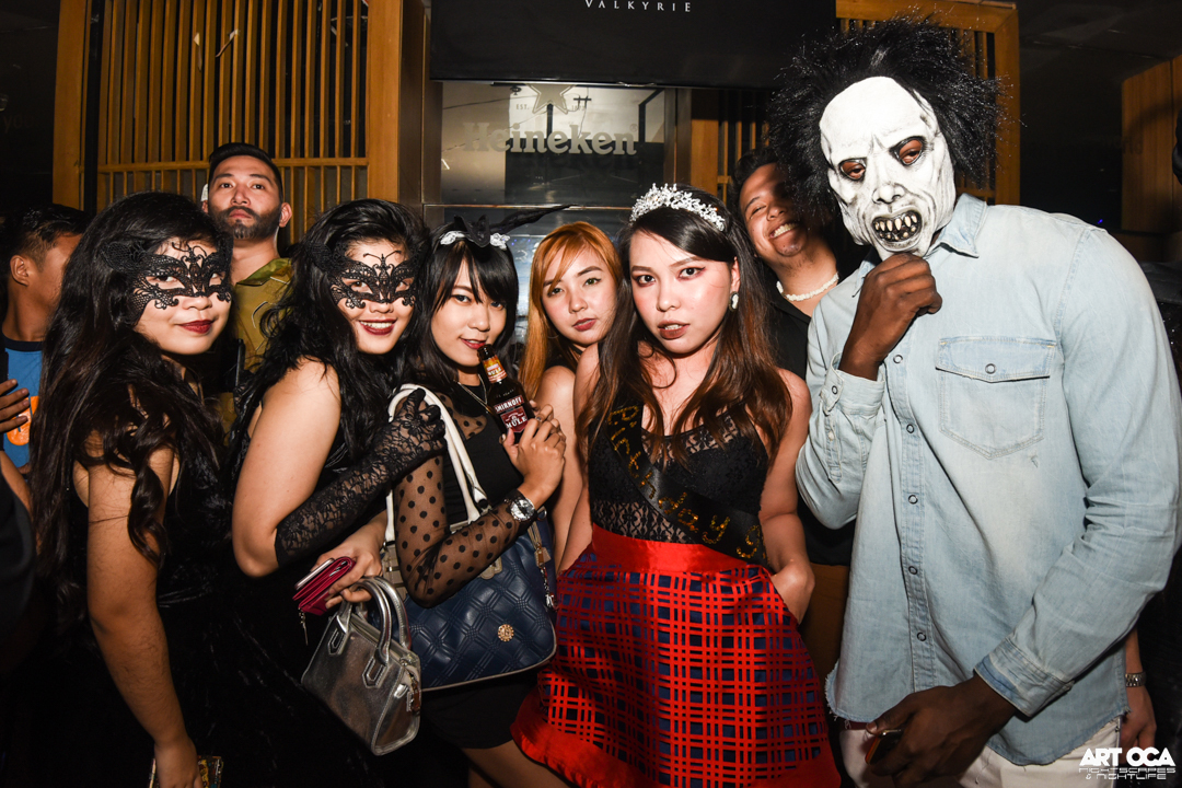 Halloween at Valkyrie and Revel at The Palace (78)