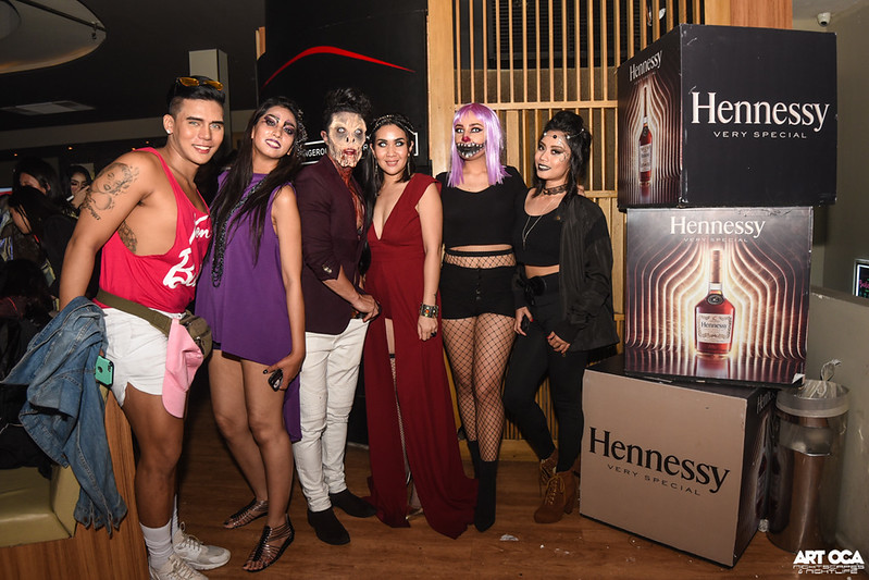 Halloween at Valkyrie and Revel at The Palace (140)