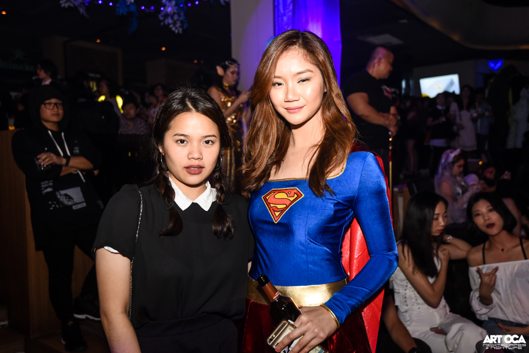 Halloween at Valkyrie and Revel at The Palace (23)