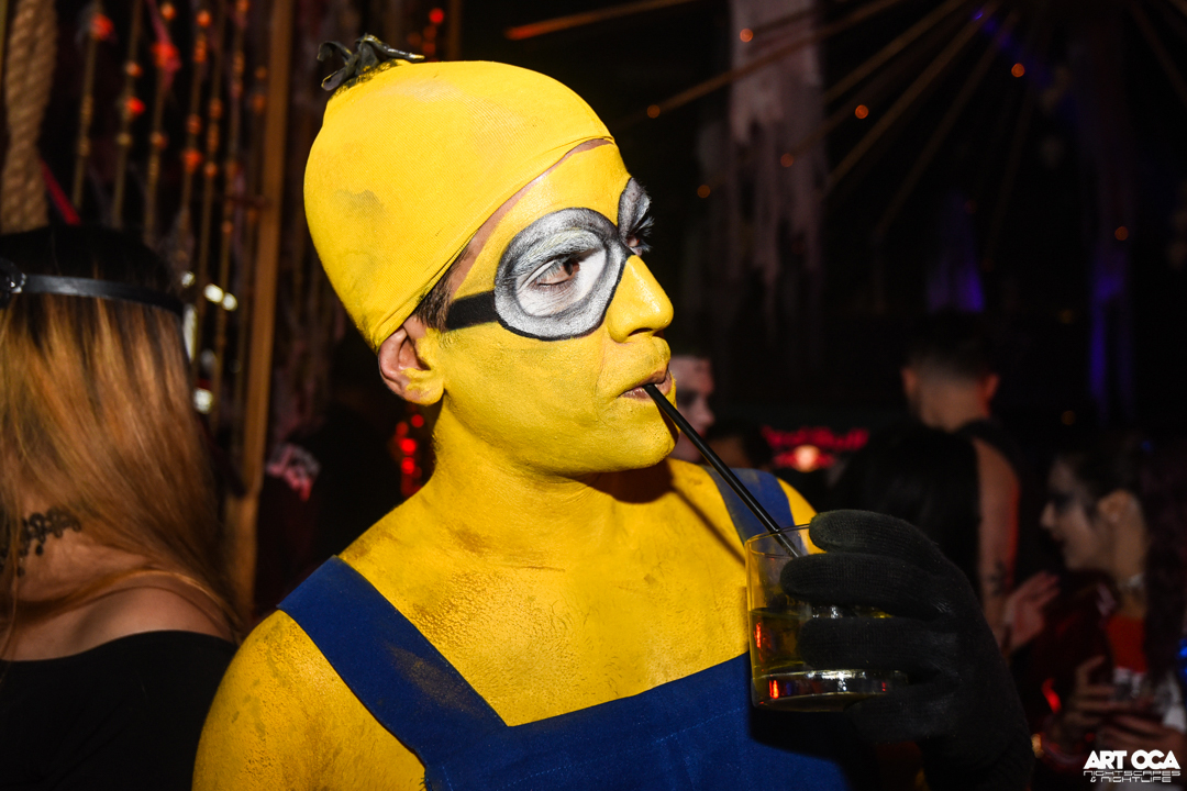 Halloween at Valkyrie and Revel at The Palace (38)
