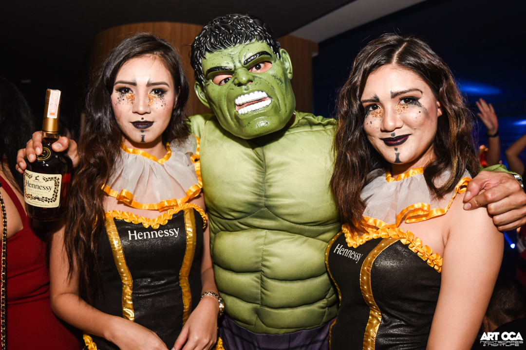 Halloween at Valkyrie and Revel at The Palace (80)