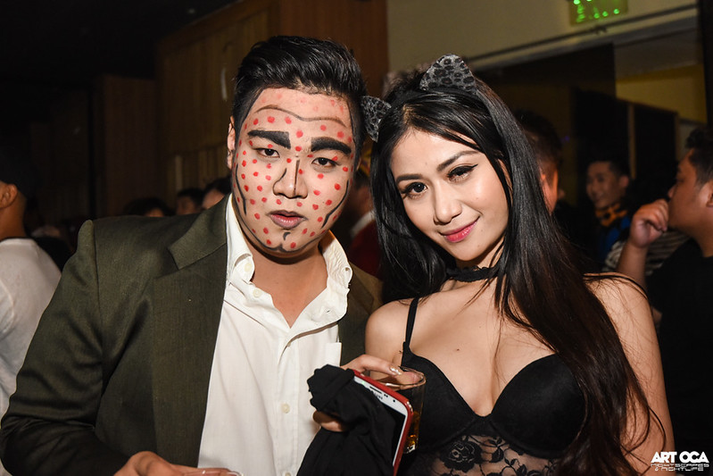 Halloween at Valkyrie and Revel at The Palace (114)