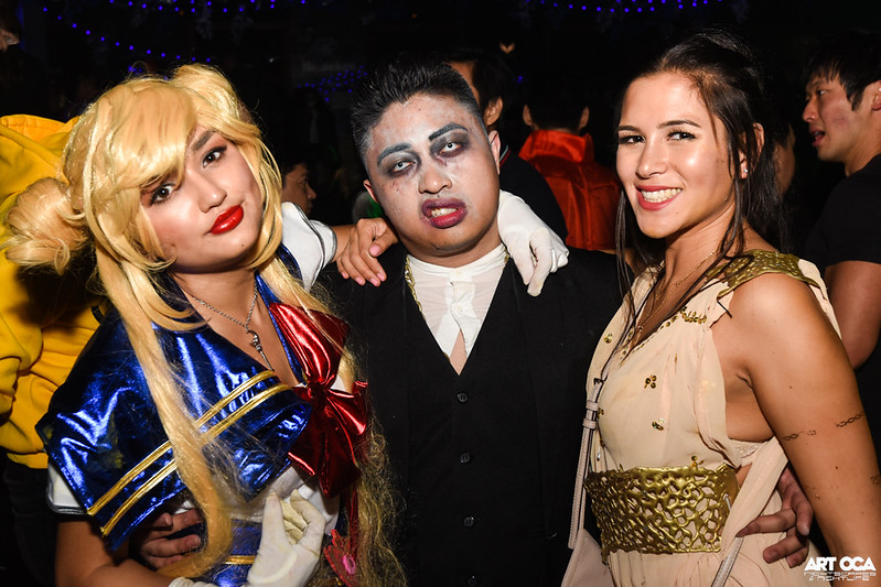 Halloween at Valkyrie and Revel at The Palace (131)