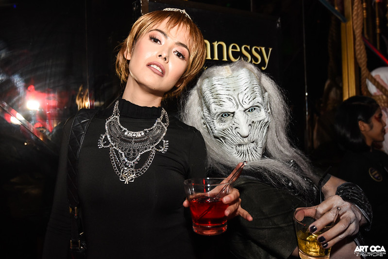 Halloween at Valkyrie and Revel at The Palace (37)