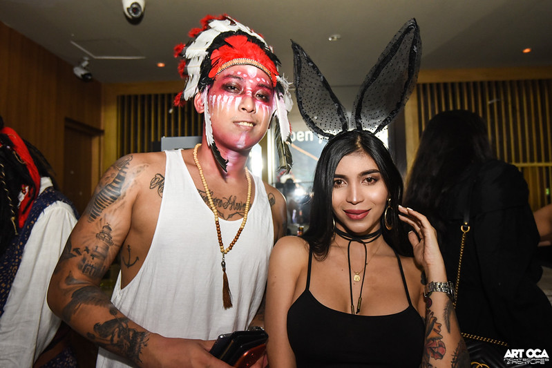 Halloween at Valkyrie and Revel at The Palace (118)