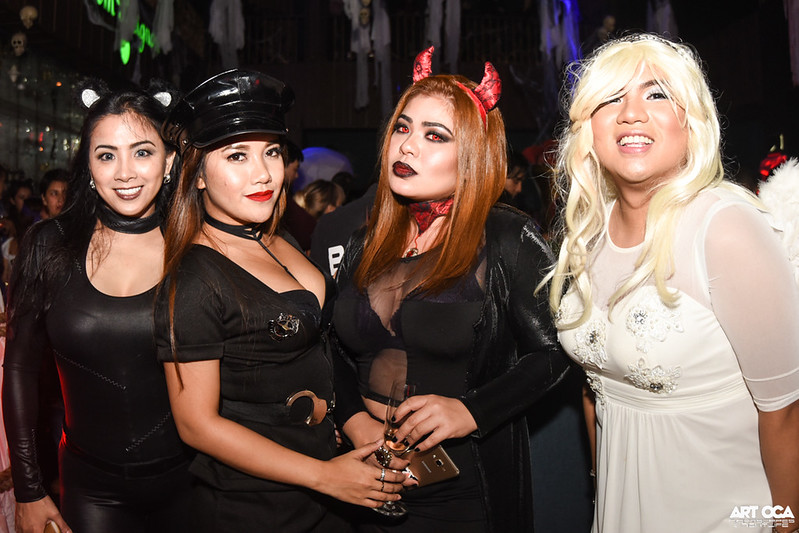 Halloween at Valkyrie and Revel at The Palace (56)
