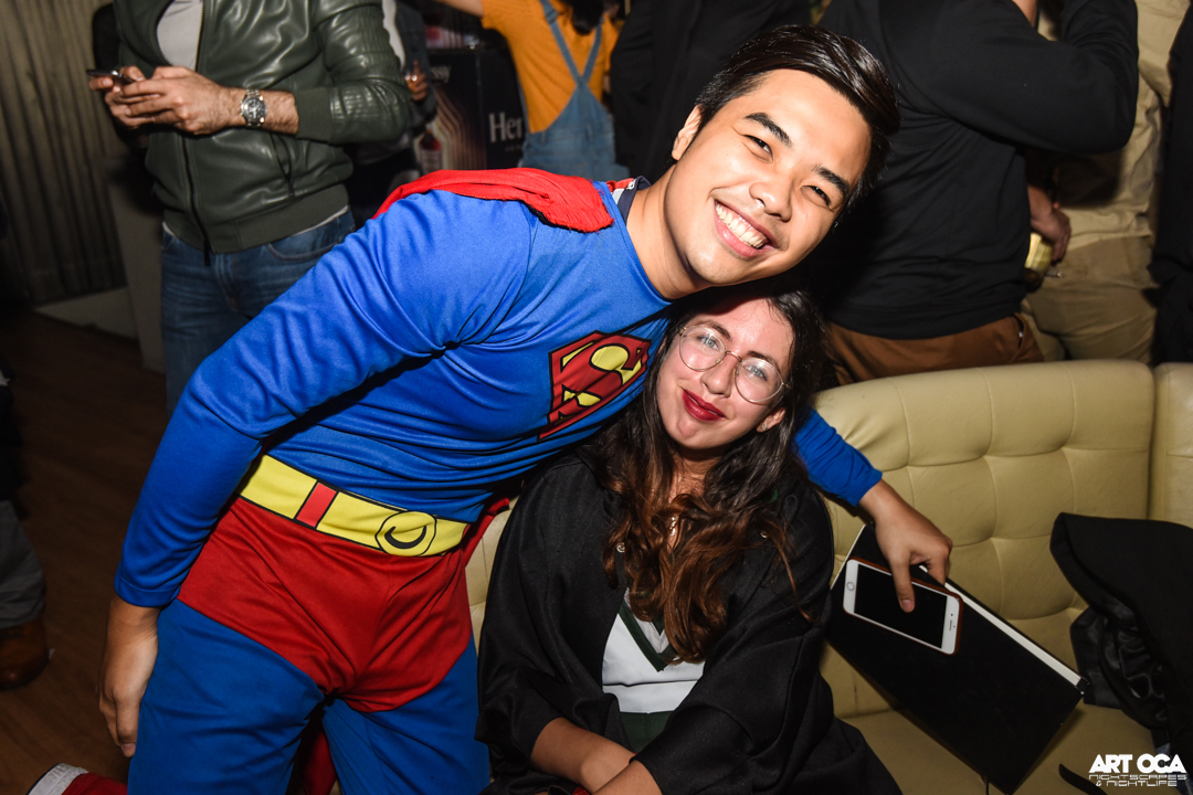 Halloween at Valkyrie and Revel at The Palace (106)