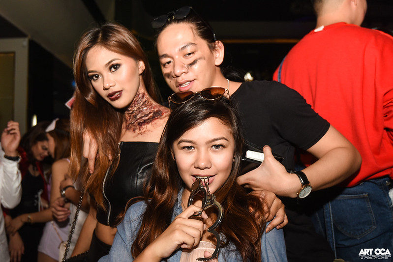 Halloween at Valkyrie and Revel at The Palace (91)