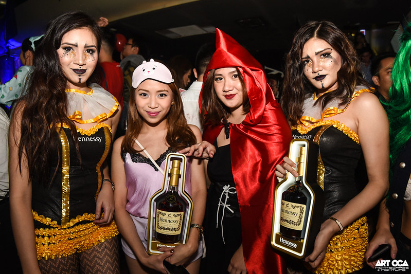 Halloween at Valkyrie and Revel at The Palace (94)