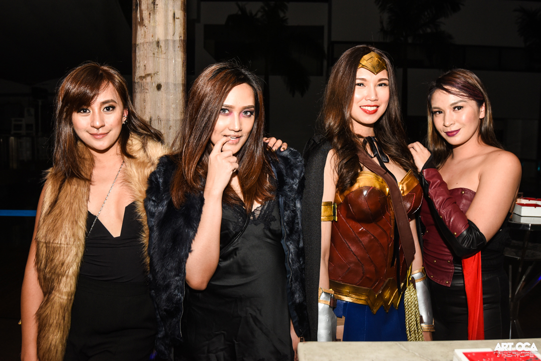 Halloween at Valkyrie and Revel at The Palace (77)