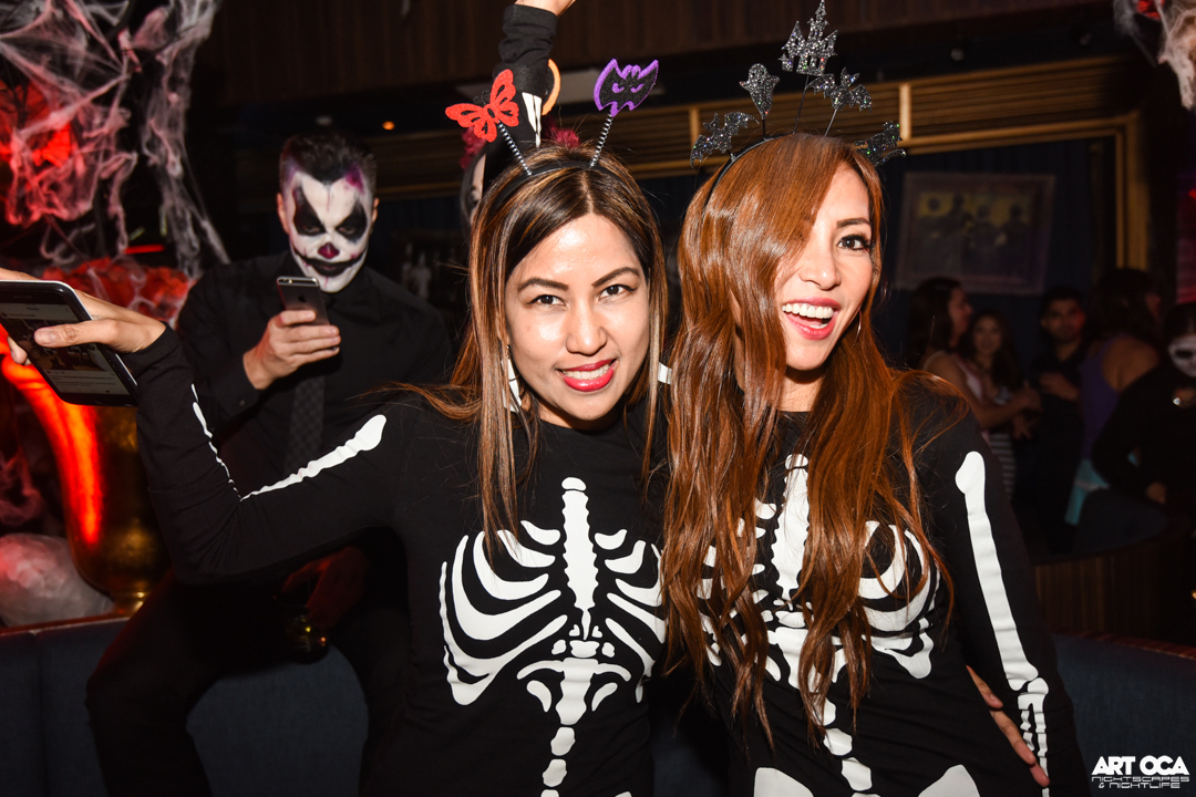 Halloween at Valkyrie and Revel at The Palace (39)