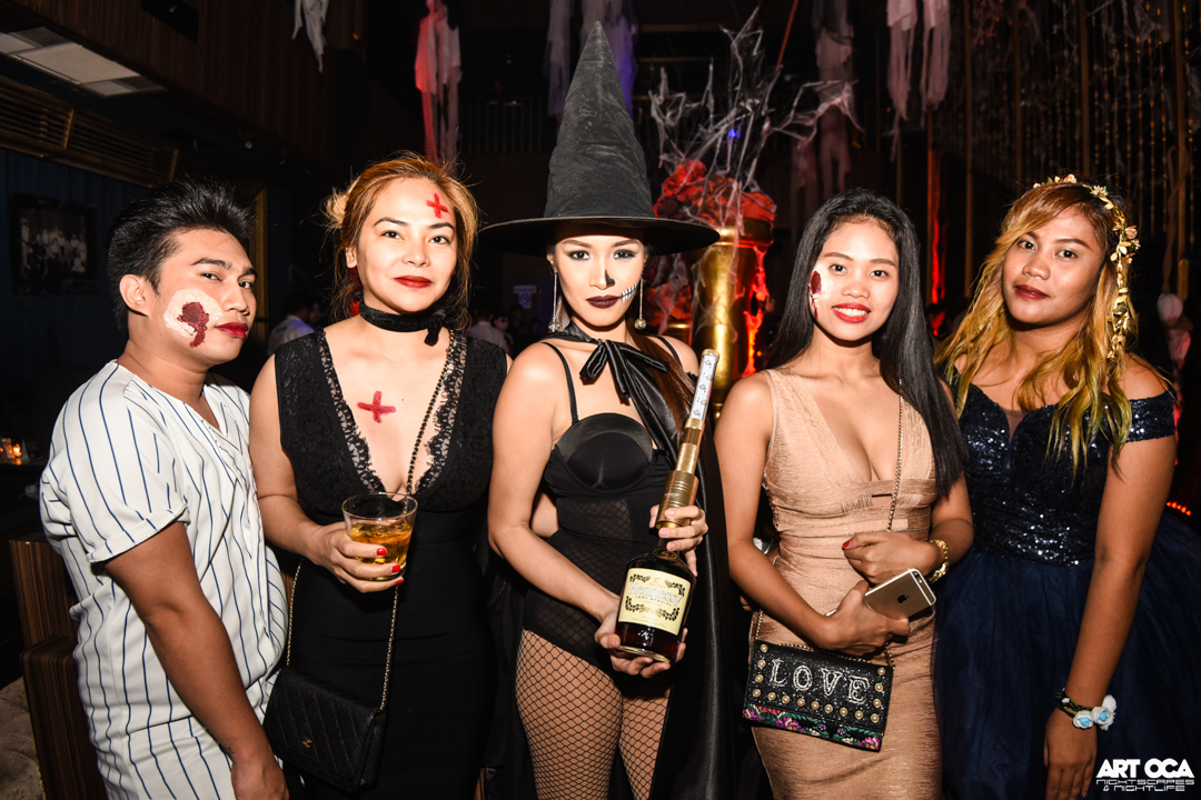 Halloween at Valkyrie and Revel at The Palace (40)