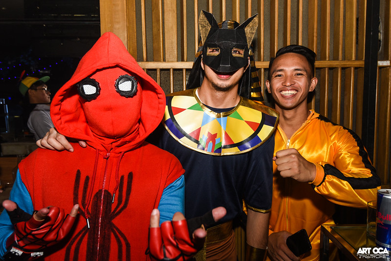 Halloween at Valkyrie and Revel at The Palace (116)