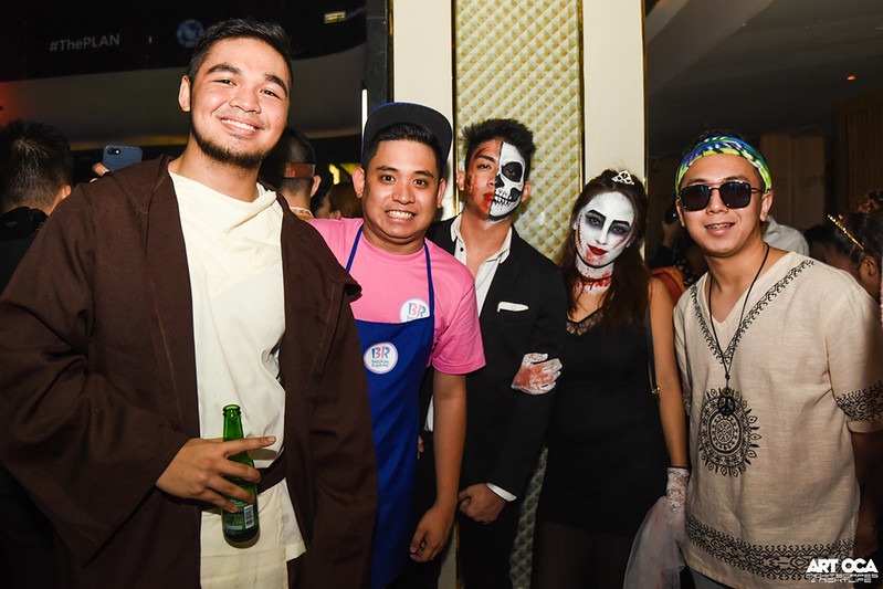 Halloween at Valkyrie and Revel at The Palace (20)
