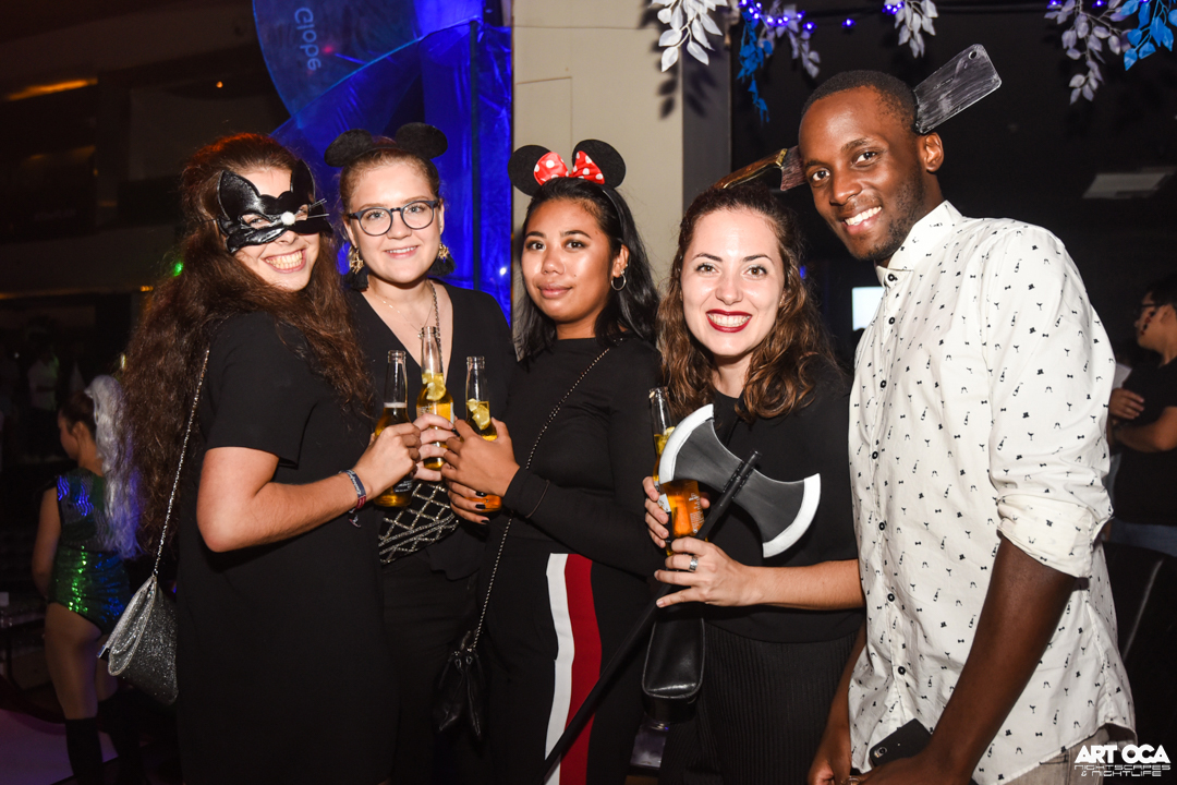 Halloween at Valkyrie and Revel at The Palace (11)