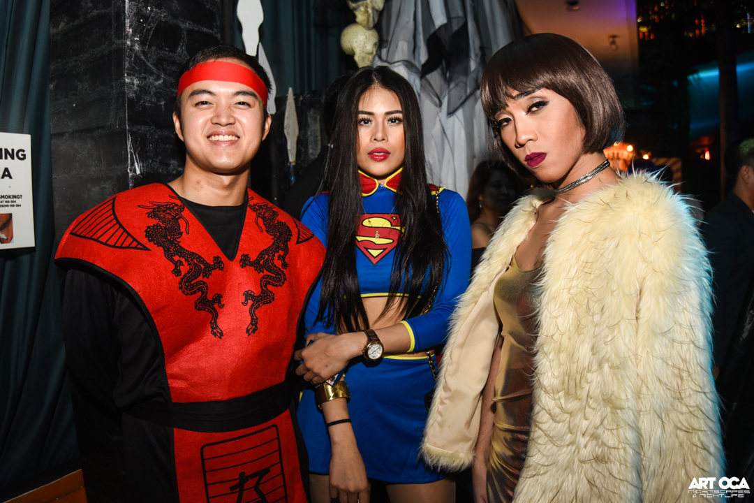 Halloween at Valkyrie and Revel at The Palace (69)