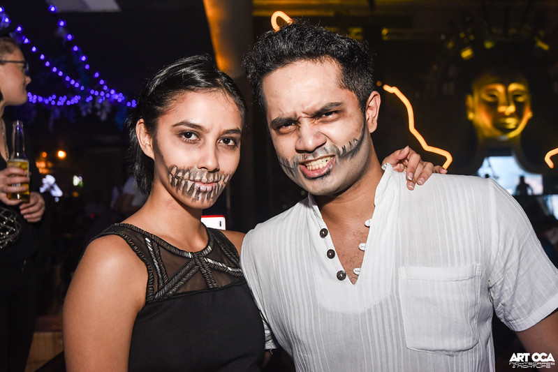 Halloween at Valkyrie and Revel at The Palace (15)