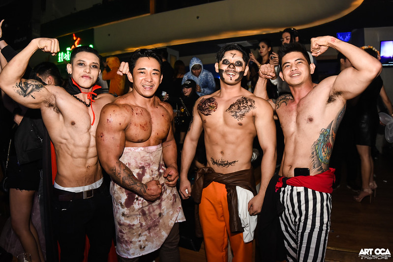 Halloween at Valkyrie and Revel at The Palace (143)