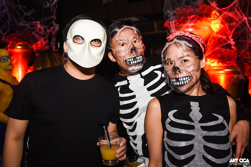 Halloween at Valkyrie and Revel at The Palace (36)