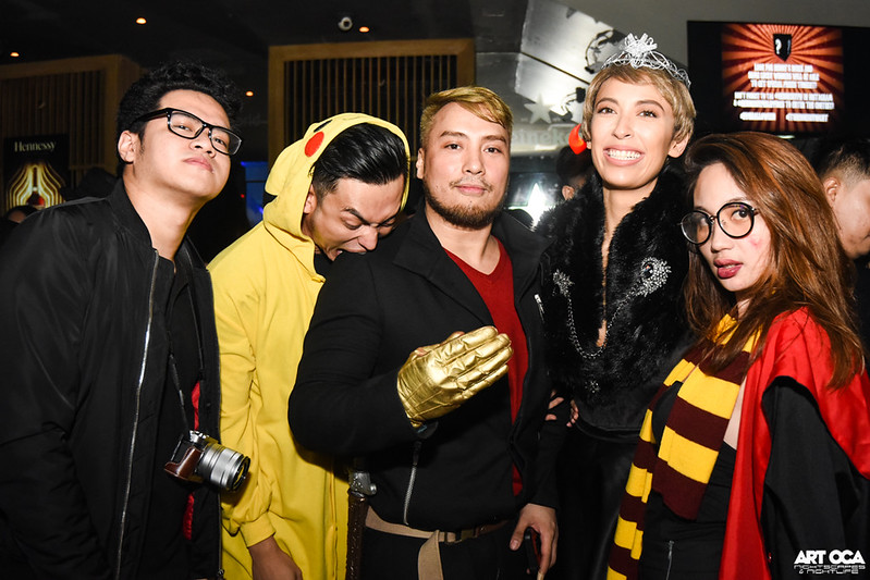 Halloween at Valkyrie and Revel at The Palace (122)