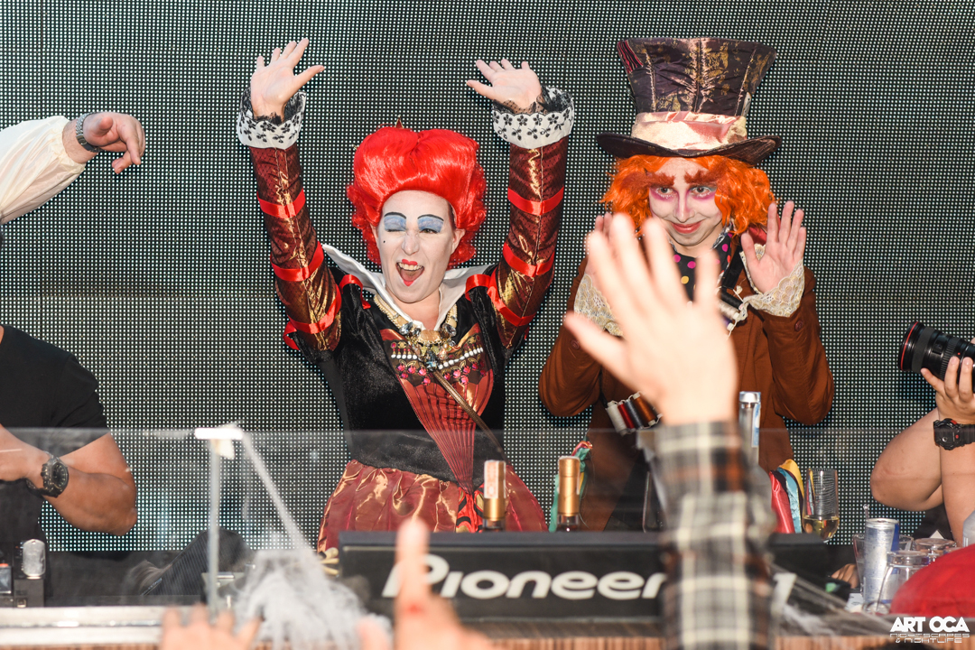 Halloween at Valkyrie and Revel at The Palace (71)