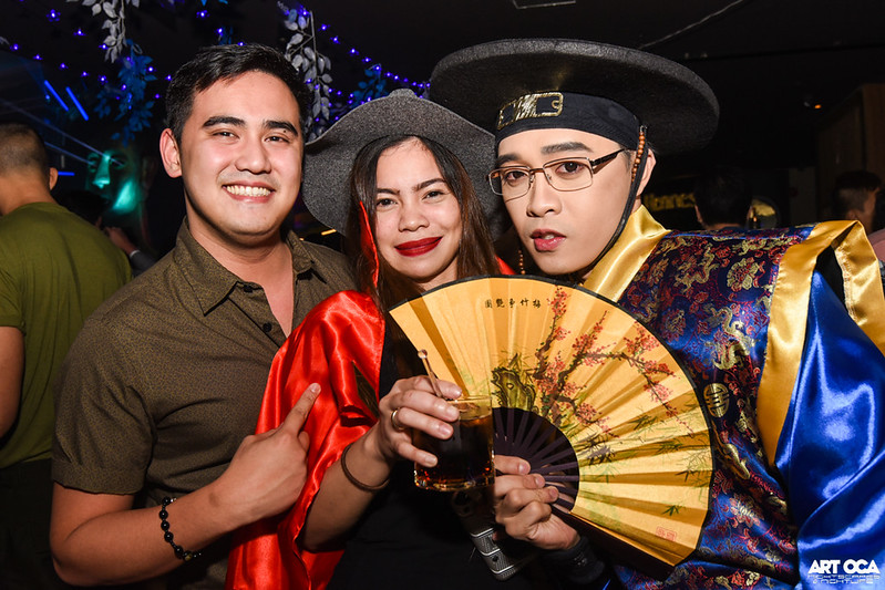 Halloween at Valkyrie and Revel at The Palace (133)