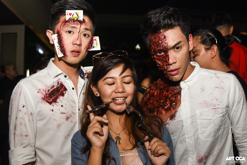 Halloween at Valkyrie and Revel at The Palace (92)