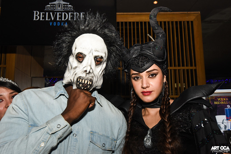 Halloween at Valkyrie and Revel at The Palace (79)