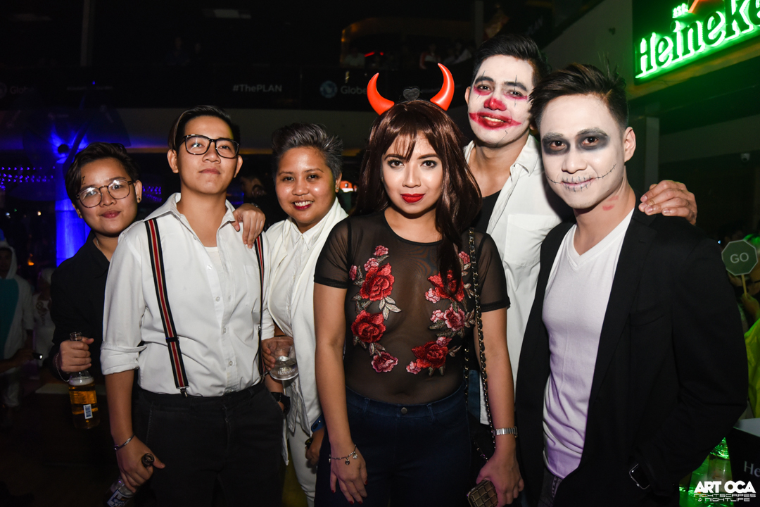 Halloween at Valkyrie and Revel at The Palace (18)