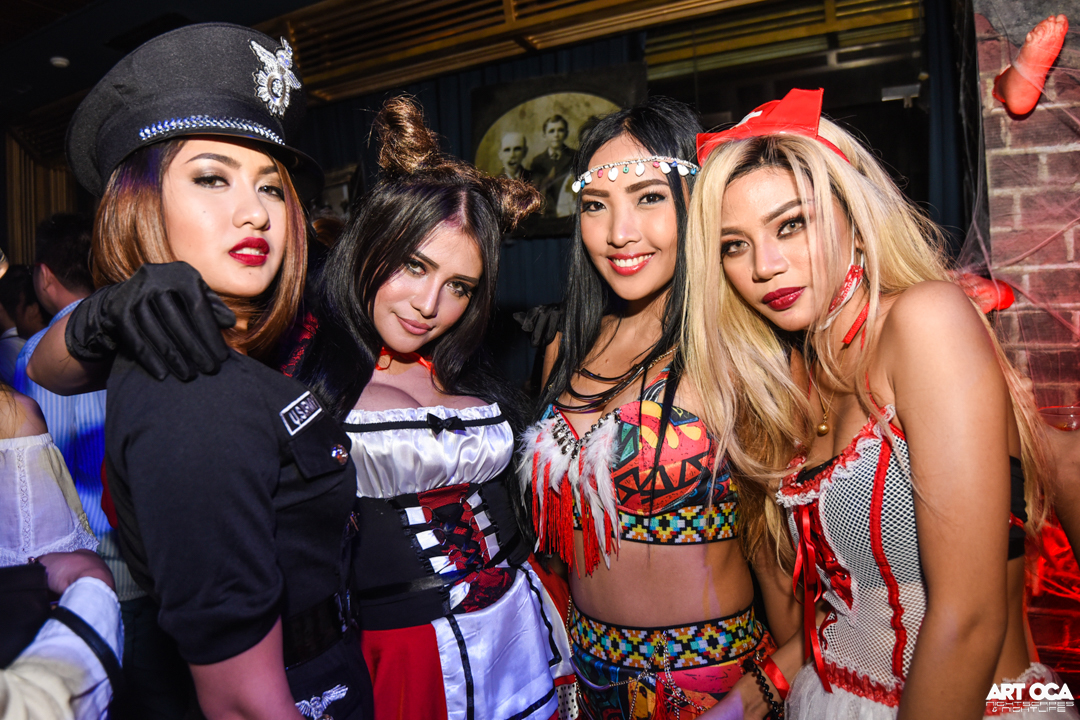Halloween at Valkyrie and Revel at The Palace (65)