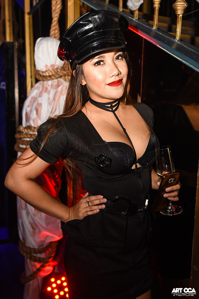 Halloween at Valkyrie and Revel at The Palace (55)