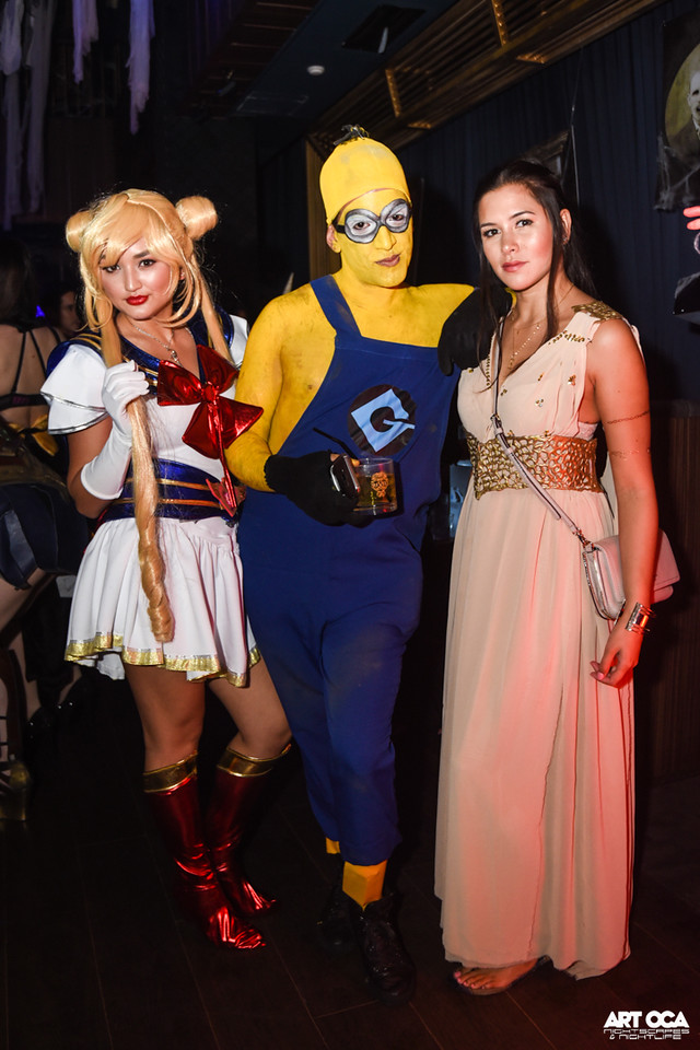 Halloween at Valkyrie and Revel at The Palace (53)