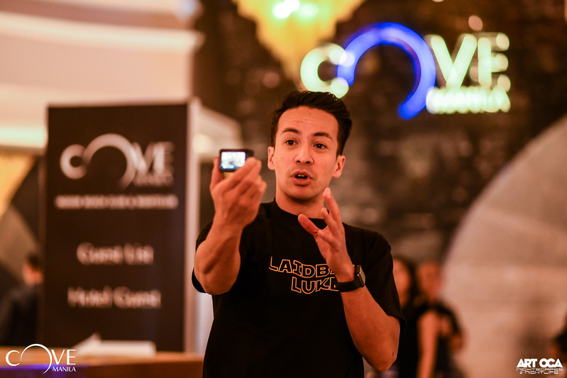 Laidback Luke at Cove (1)