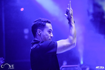 Laidback Luke at Cove (15)