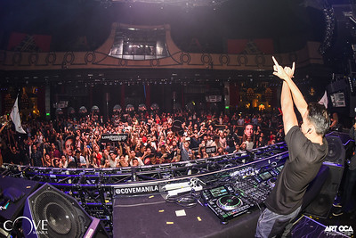 Laidback Luke at Cove (10)