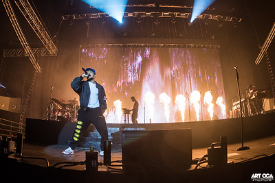 Chance the Rapper at SM MOA Arena (12)