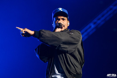 Chance the Rapper at SM MOA Arena (21)