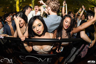 DJ Sanke at Cove Manila (7)
